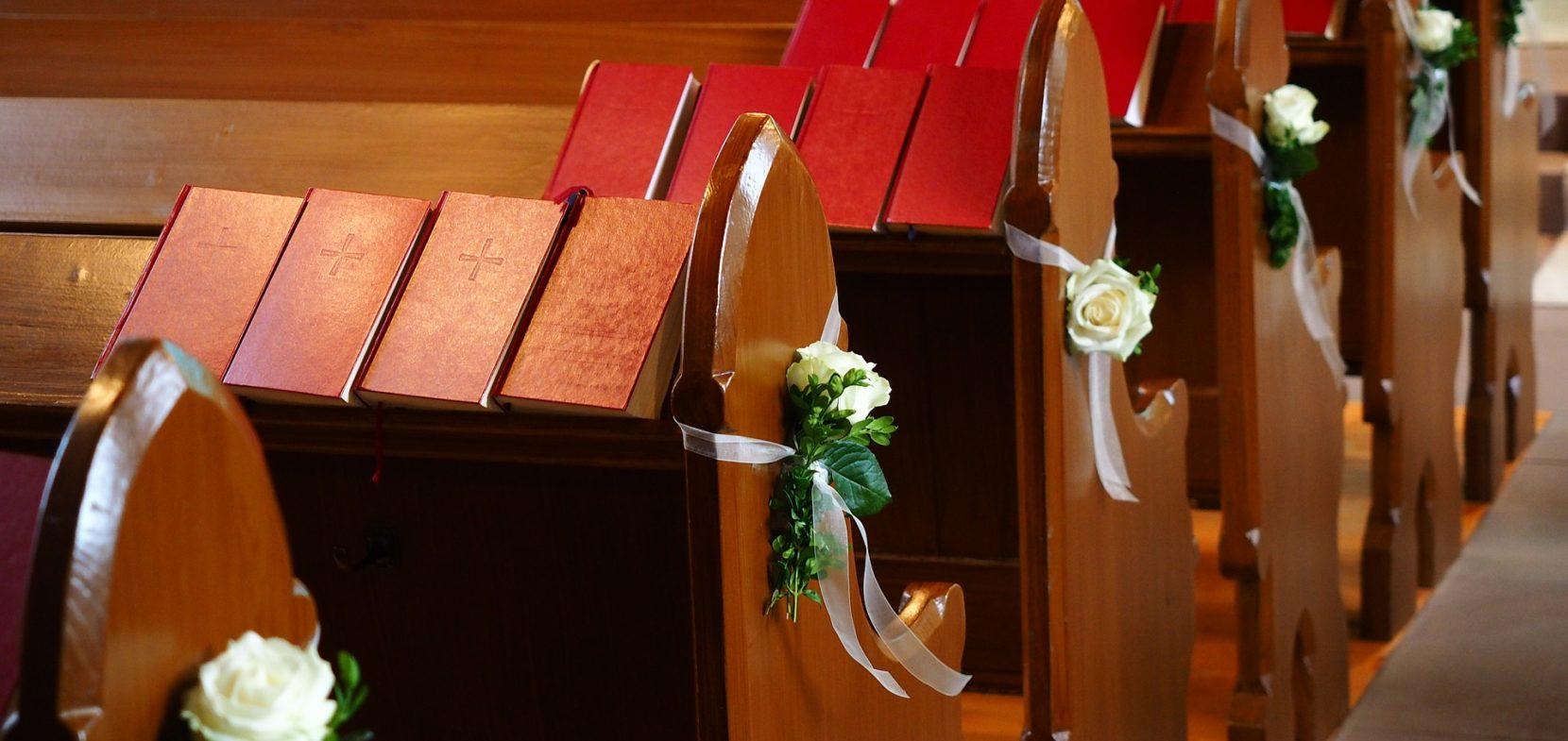 Gottesdienst zur Eheschließung