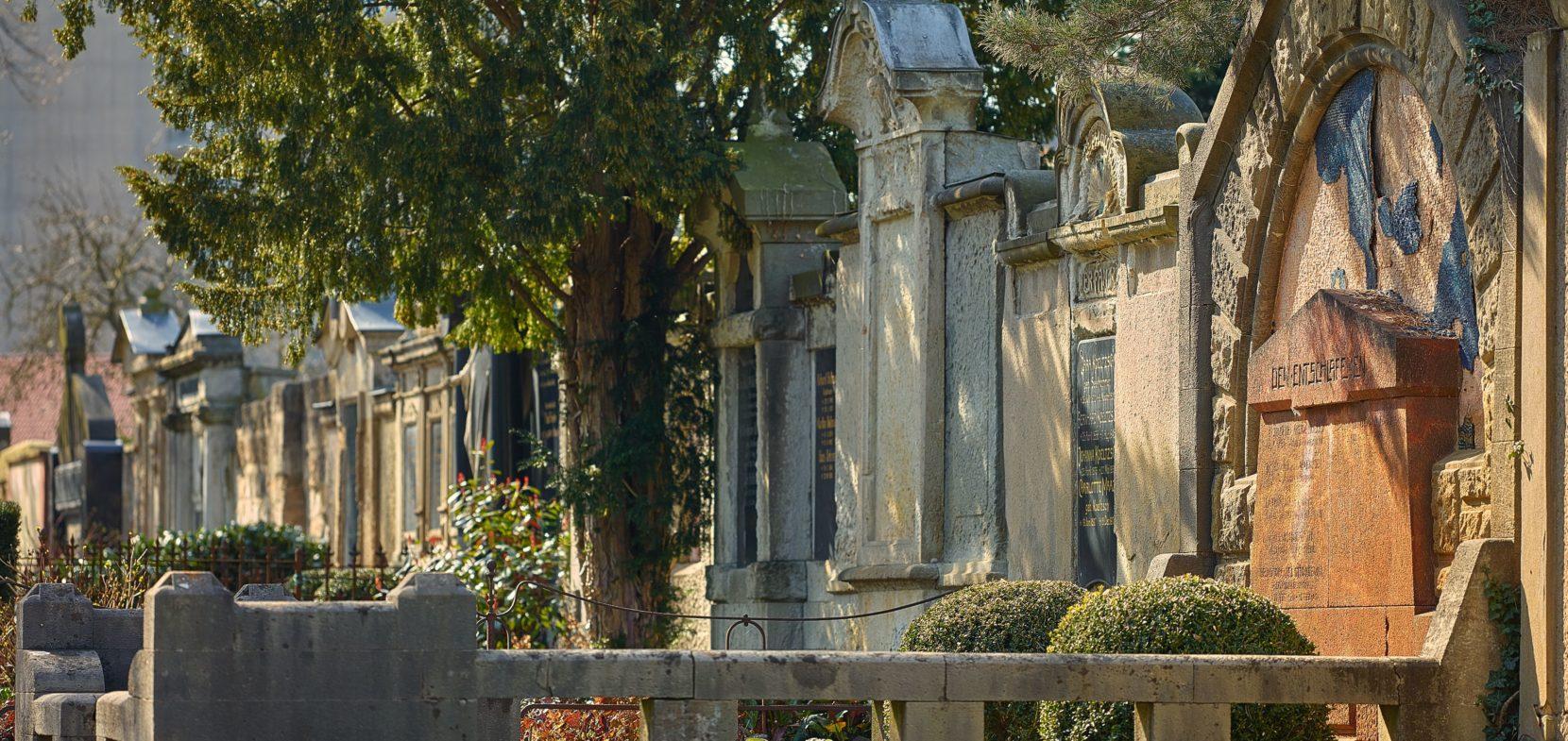 Unser Trinitatisfriedhof – Die Historie