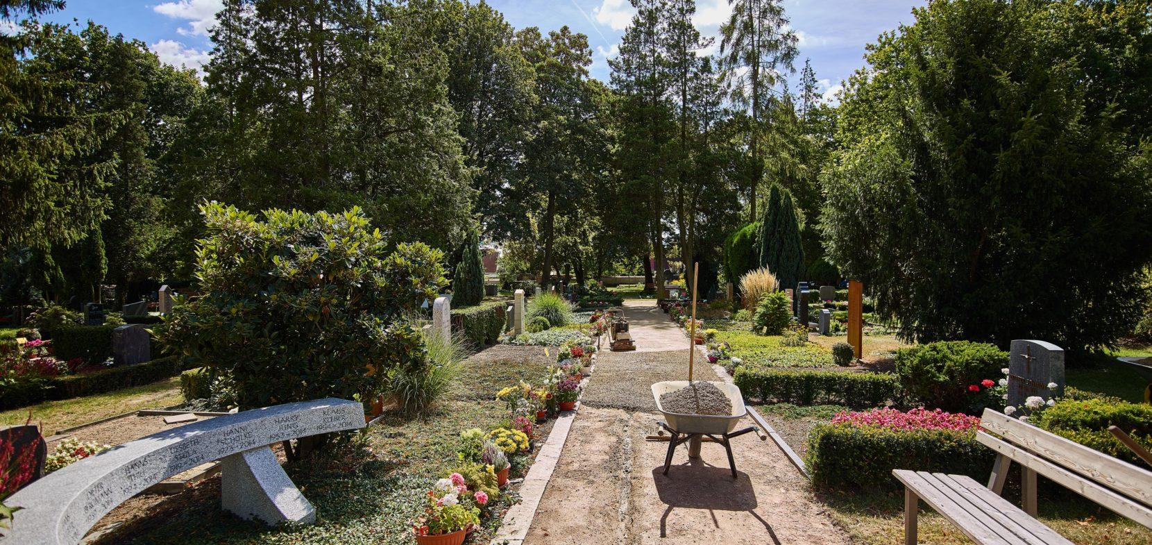 Friedhofsgebührenordnung