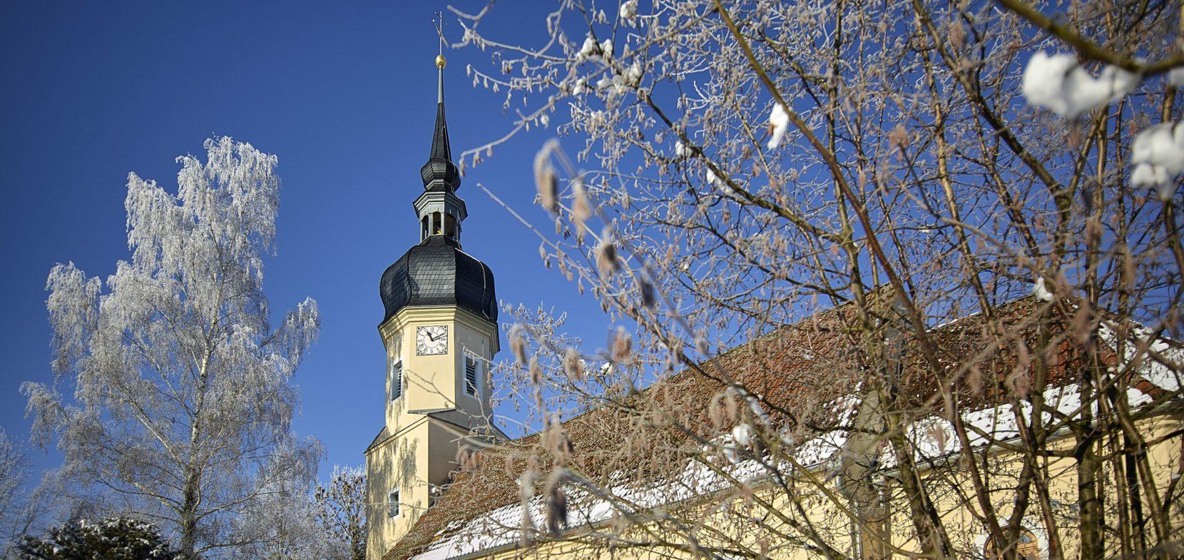 Kirche Riesa-Weida